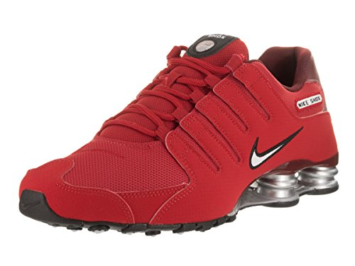 Nike Shox NZ Sneaker Herren University Red/White/Team Red