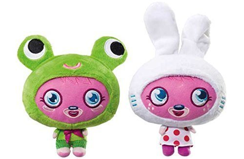 Moshi Monsters Poppet Moshing peluches.