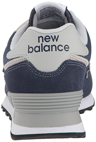 574v2 navy Donna New Scarpe Balance Blu q6Cg1g