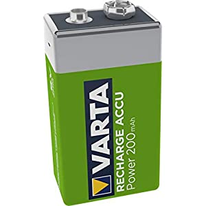 41JU4DvWzbL. SS300  - VARTA Rechargeable Akku Ready2Use