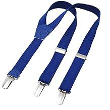 DonDon niños tirantes 2 cm estrecho longitud ajustable para una altura de 80 cm a 110 cm o sea 1 - 5 años