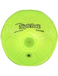 NIGHT BALL Le ballon de football qui s'illumine dans le noir - Vu à la Télé