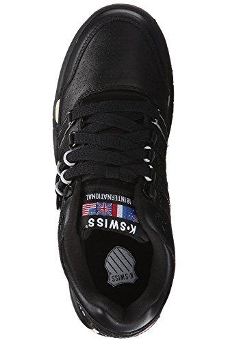 K-Swiss, Sneaker uomo Schwarz