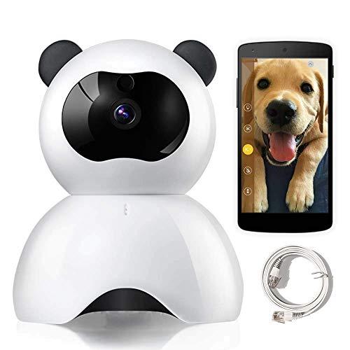 BABY MONITOR ZLMI Bébé caméra sans Fil-caméra pour Animaux domestiques réseau Intelligent Moniteur HD WiFi Moniteur à Distance Télécommande Mobile