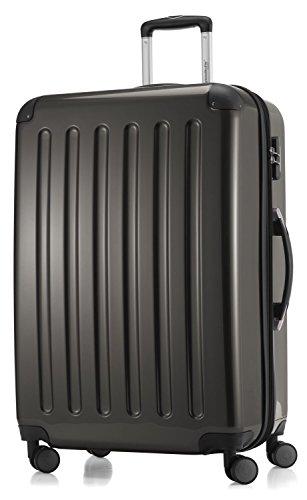 Hauptstadtkoffer coque série alex valise à roulettes 119 l graphite reisegutschein brillant - 20