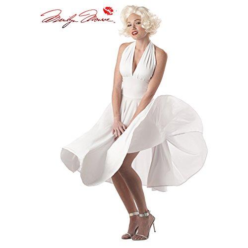 �–cs929600/S–Kleid © Marilyn Größe S. (Marilyn Monroe Film Kostüme)