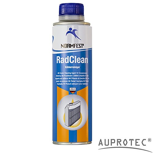 AUPROTEC Normfest Kühlerreiniger Rad Clean Auto Kühl System Reiniger Additv Radiator Cleaner (1 Dose) - Kühl-system