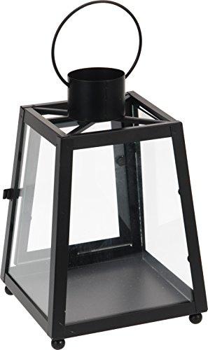Alampat–Laterne, Metall, Schwarz Schwarz