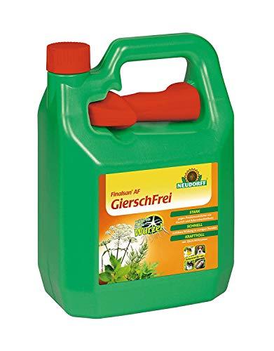3 Liter Finalsan AF GierschFrei Unkrautvernichter Anwendungsfertig - biologisch abbaubar