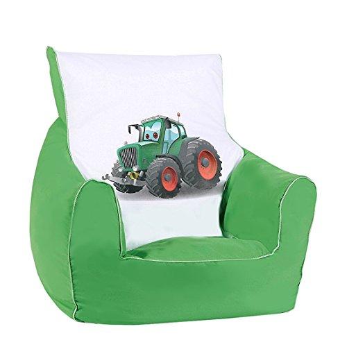 "knorr-baby 450203 Mini Sitzsack ""Traktor"""