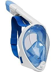 TECNOPRO Máscaras de buceo máscara de buceo (FF Mask Azul, color azul, tamaño small/medium
