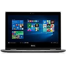 "Dell Inspiron I5368-1214GRY 13.3"" FHD Laptop (6th Generation Intel Core I3 4GM RAM 500 GB HDD) Microsoft Signature Image"