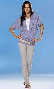 Burda B7678 Patron de Couture T-Shirt 19 x 13 cm