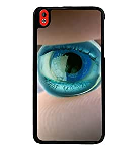 printtech Marble Eye Back Case Cover for HTC Desire 816::HTC Desire 816 G