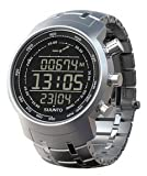 Suunto Multifunktionsuhr Armbanduhr 'Elementum Terra' full steel - Höhenmesser Kompass