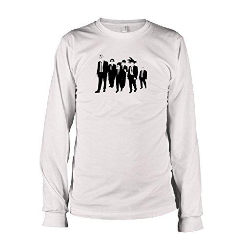 TEXLAB - DBZ: Dogs - Langarm T-Shirt Weiß
