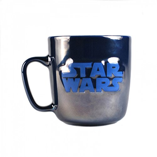 Star Wars R2-D2dans une boîte métallique Bleu Mug