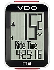 VDO M3 Wireless Cycle - Accesorio de iluminación para bicicletas, color negro