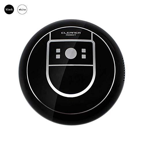 Hankyky Robot Aspirador, Barre y Aspira con Navegación Inteligente,Carga USB,Succión Potente, Aspiradora...