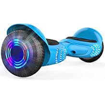 """CC Classic Self-balancing Electric Scooter 6.5"""" with Built-in Bluetooth Speakers"""