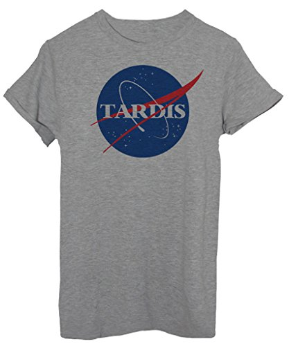 T-Shirt DOCTOR WHO TARDIS - SERIE TV - by iMage Grigio