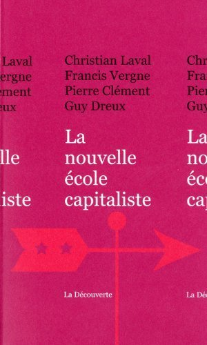 La Nouvelle Cole Capitaliste [Pdf/ePub] eBook