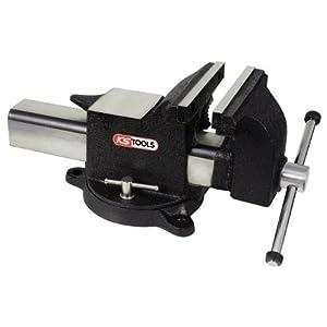 KS Tools 914.0004 – Tornillo de banco (10,2 cm)