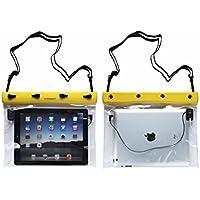 Dry Bag Borsa in PVC impermeabile cuffia per Smart Phone iPad per kayak Rafting Barca escursionismo Nuoto Immersioni Y3020