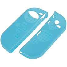 Street27 Blue Anti-slip Silicone Case Cover Skin For Nintendo Switch Joy-Con Controller