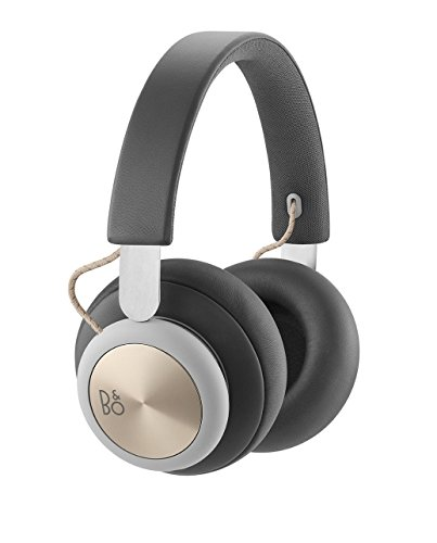 B&O Play by Bang & Olufsen Beoplay H4 - Auriculares de Diadema inalámbricos, Color Gris