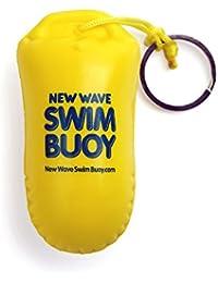 New Wave - Flotador para cámara de acción de New Wave Swim Buoy para tus éntrenos