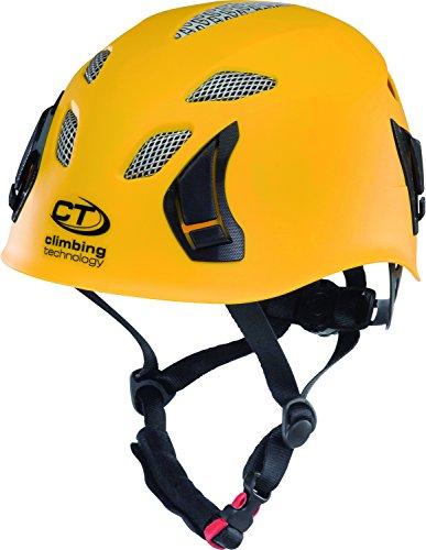 Climbing Technology Stark Kletterhelm/Rafting-Helm, Gelb