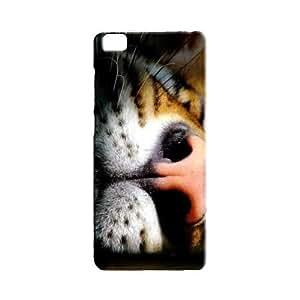BLUEDIO Designer 3D Printed Back case cover for Xiaomi Mi5 / Mi 5 - G1059