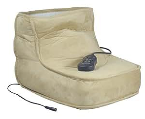 Aidapt VM949J Elektrischer Fußwärmer mit Massagefunktion