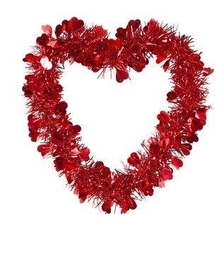 Joyeuse Saint-Valentin Guirlande en Forme de Coeur Fleurs Maison Décoration Pillow Cases