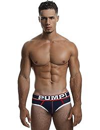 Pump! Big League Brief Herrenunterwäsche Slip Brief Underwear