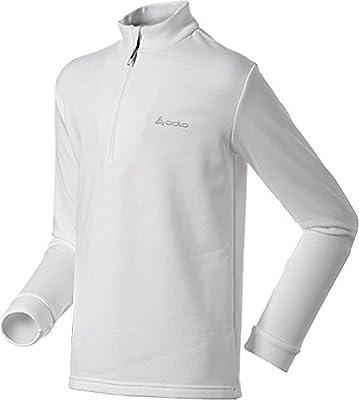 Odlo Kinder Pullover Stand-Up Collar 1/2 Zip Ultra von Odlo - Outdoor Shop