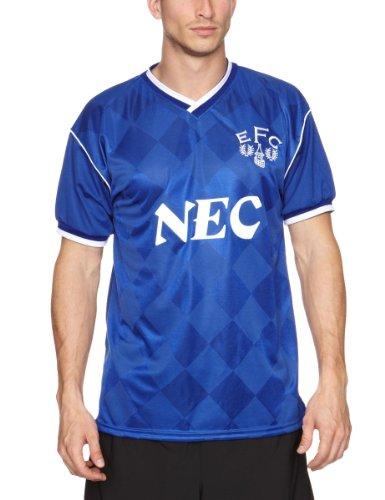 Score Draw Shirt, Everton 1987 xl blau