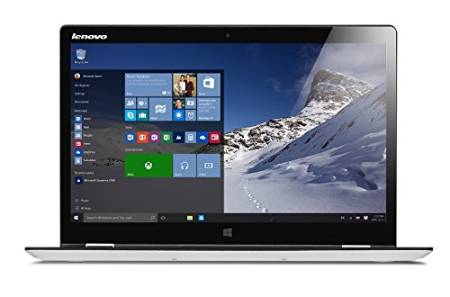 "Lenovo Yoga 510-14ISK Ordinateur portable hybride tactile 14"" Blanc (Intel Core i3, 4 Go de RAM, disque dur 1 To, Intel HD Graphics, Windows 10)"