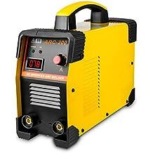 Mini 220V soldador inverter 160A profesional, GOGOLO IGBT Mini máquina de soldadura por arco con