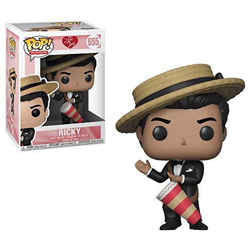 FUNKO Pop! Television: I Love Lucy - Ricky Figuras coleccionables Adultos y niños - FiFiguras de acción y colleccionables (Figuras coleccionables, Multicolor, Series de TV y cine, Adultos y niños, I Love Lucy, Ricky)