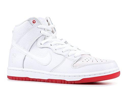 Nike Herren Sb Zoom Dunk High Pro Qs Fitnessschuhe, Mehrfarbig White-Universi 116, 47.5 EU -