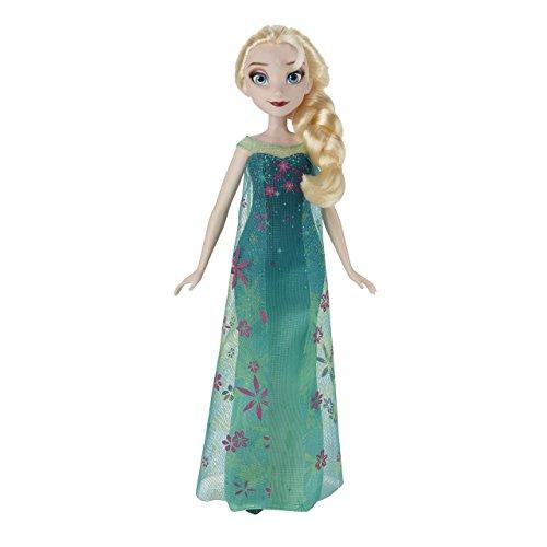 Disney Elsa - muñecas (Chica, Multi, Femenino, Shoes, Ampolla)