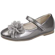 Lora Dora Girls Ballet Pumps Mary Jane Diamante Glitter Bridesmaids Wedding Party Shoes Size UK 4-10