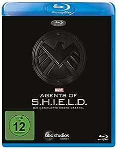 Marvel's Agents of S.H.I.E.L.D. - Staffel 1 [Blu-ray]