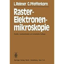 Raster-Elektronenmikroskopie