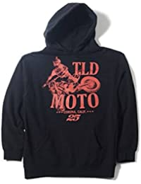 Troy Lee Designs Tld Moto Blk Youth Sweat Enfant