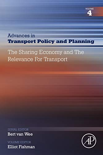 The Sharing Economy and the Relevance for Transport (ISSN Book 4 ...