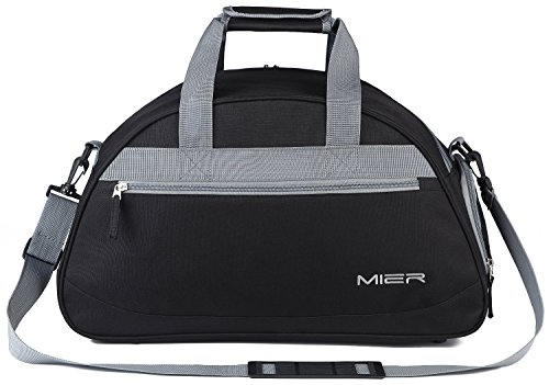 ReviewMeta.com  PASS  MIER Gym Bag Sports Holdall Weekend Travel Duffel Bag  with Shoes Compartment for Women and Men 7c82b05a8