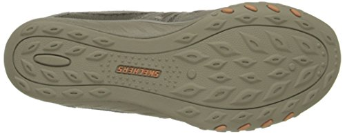 Skechers Breathe Easy Jackpot, Sneakers Basses Femme Beige - Beige (Tpe)